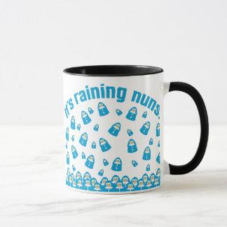 It's Raining Nuns Mug
