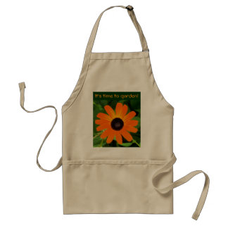 It's time to garden! standard apron