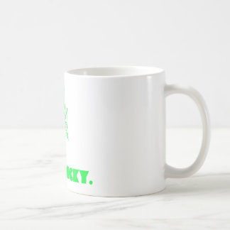 It's Tricky Basic White Mug