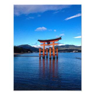 Itsukushima Shrine, Miyajima, Japan - Photo Print