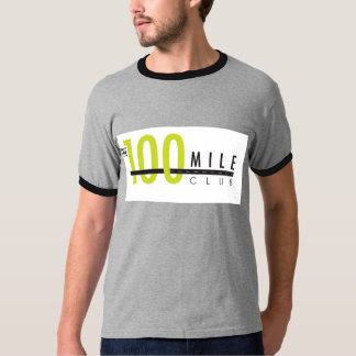 ITT 100 Mile road_green T-Shirt