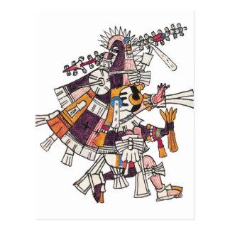 Itztiacoliuhqui Postcard