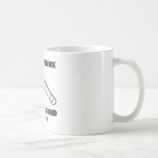 I've Got a Trombone Coffee Mug