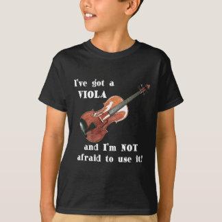 I've Got a Viola T-Shirt