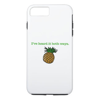 I've Heard It Both Ways iPhone Case
