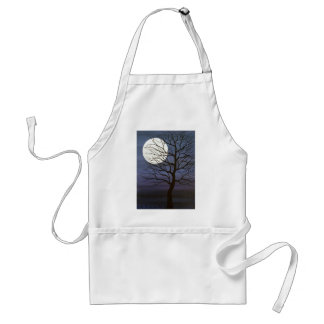 I've Touched the Moon Standard Apron