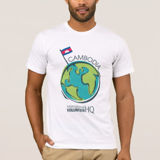 IVHQ Cambodia T-Shirt