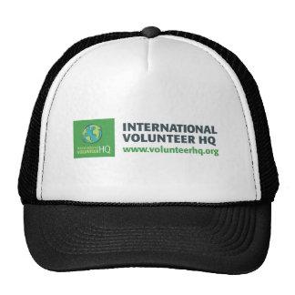 IVHQ Logo Mesh Hat