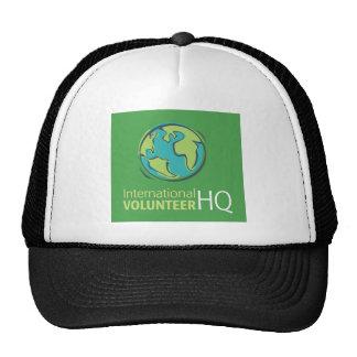 IVHQ logo T-Shirt Mesh Hat