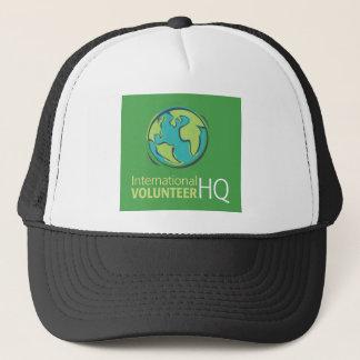 IVHQ logo T-Shirt Trucker Hat