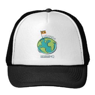 IVHQ Uganda T-Shirt Hat