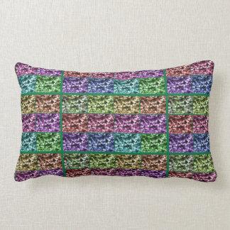 Ivy Leaf Photo Progression Lumbar Pillow