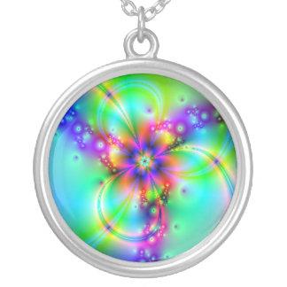 IWD Fractal Flower Necklace