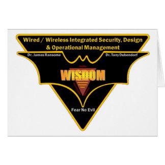 iWISDOM Note Cards