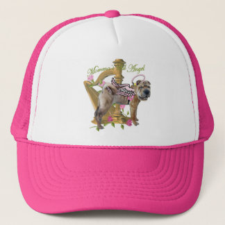IZZY MOMMA'S ANGEL HAT