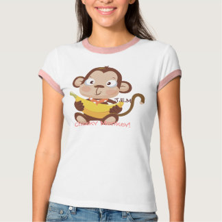J.E.M, Cheeky Monkey! Shirts