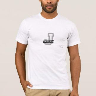 J is for Johan T-Shirt