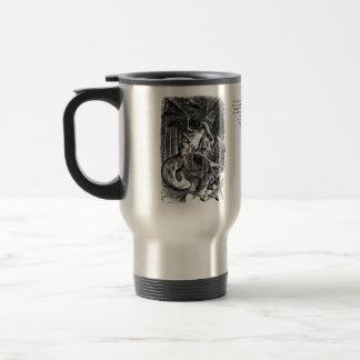 Jabberwocky Travel Mug