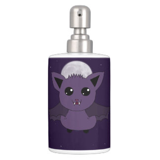 Jac the Bat; A Good night to fly Soap Dispenser