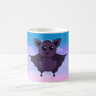 Jac the Bat Flying by night Morphing Mug