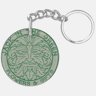 Jack in the Green Keyring