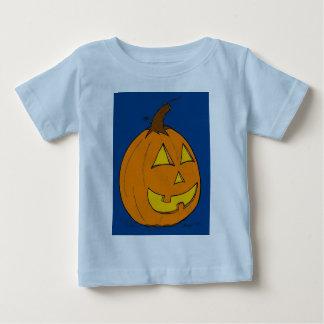 Jack o' Lantern Blue Infant T-Shirt