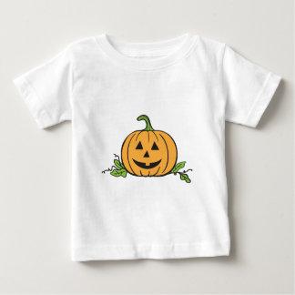 Jack O Lantern Halloween Baby T-Shirt
