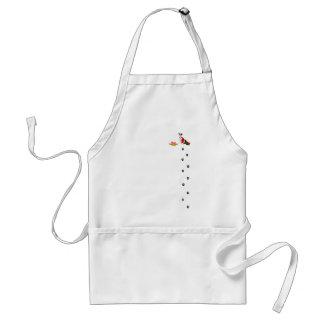 jack russel standard apron