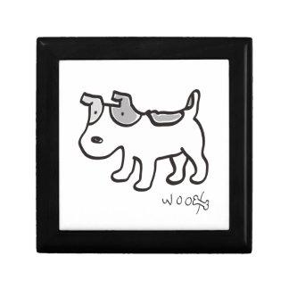Jack Russell Terrier Chiro Gift Box