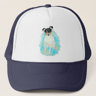 Jack Russell Terrier Jake Cap