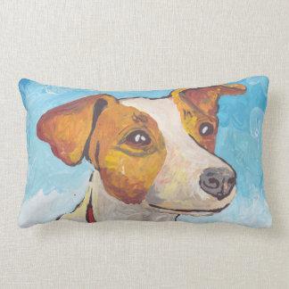 Jack Russell Terrier Lumbar Cushion