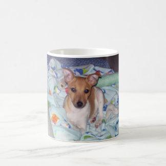 "Jack Russell Terrier ""Puppy"" Coffee Mug"
