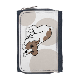 Jack Russell Terrier Wallet Purse
