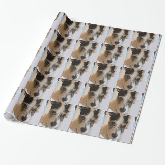 JACK RUSSELL WATCHES WRAPPING PAPER