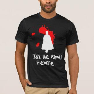 Jack The Ripper Beware T-Shirt