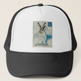 Jackalope by James J. Froese Trucker Hat