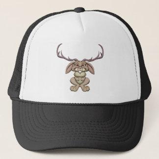 JACKOLOPE TRUCKER HAT