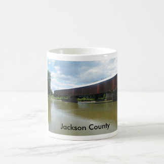 Jackson County Covered Bridge Mug