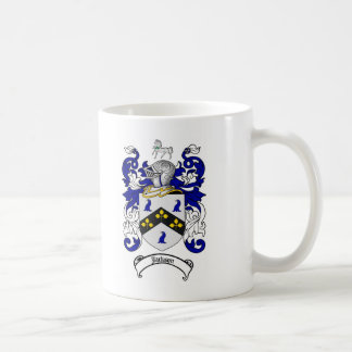 JACKSON FAMILY CREST -  JACKSON COAT OF ARMS COFFEE MUG