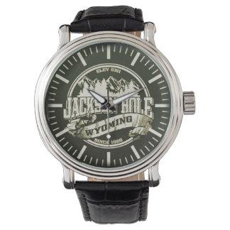 Jackson Hole Old Circle Antique Watch