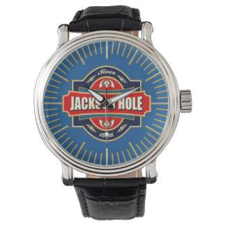 Jackson Hole Old Label Watch