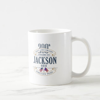 Jackson, Ohio 200th Anniversary Mug