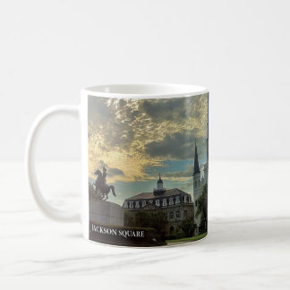 Jackson Square Historical Mugs
