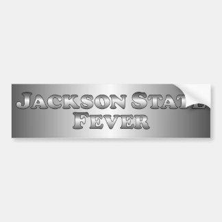Jackson State Fever - Basic Bumper Sticker