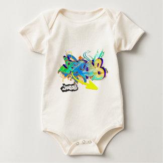 Jacob Baby Bodysuit