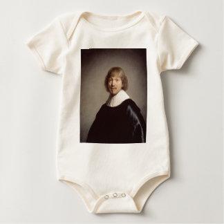 'Jacob de Gheyn III' Baby Bodysuit
