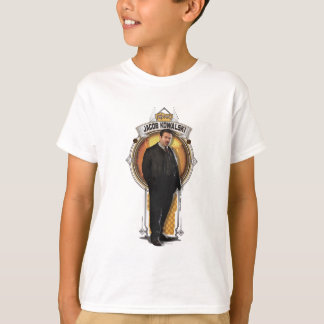 Jacob Kowalski Art Deco Panel T-Shirt