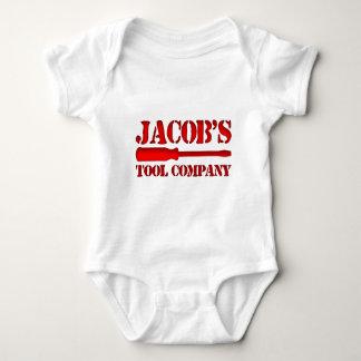 Jacob's Tool Company Baby Bodysuit