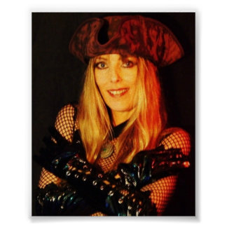 Jacquie Beaumont Pirate Girl Photo 8X10 Poster