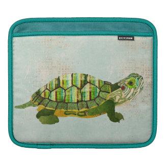 Jade Turtle iPad Sleeve
